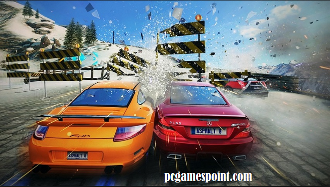 Asphalt 8 Torrent Game