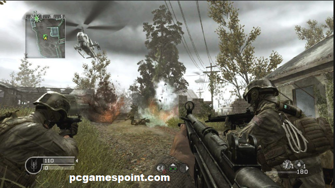 Call Of Duty Modern Warfare torrent