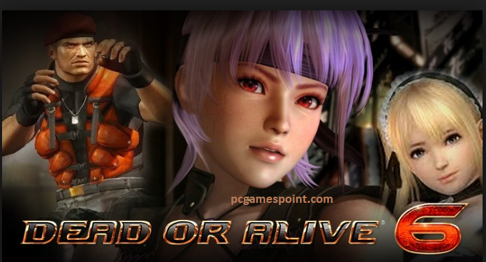 Dead Or Alive 6 for pc