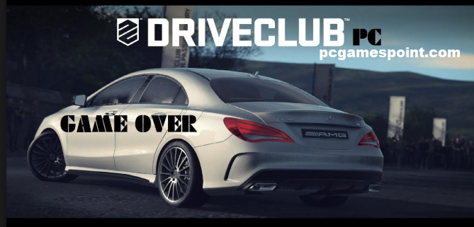 Driveclub Pc Game