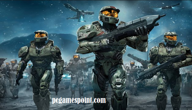 Halo 4 PC Game