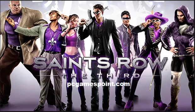Saints Row PC Game