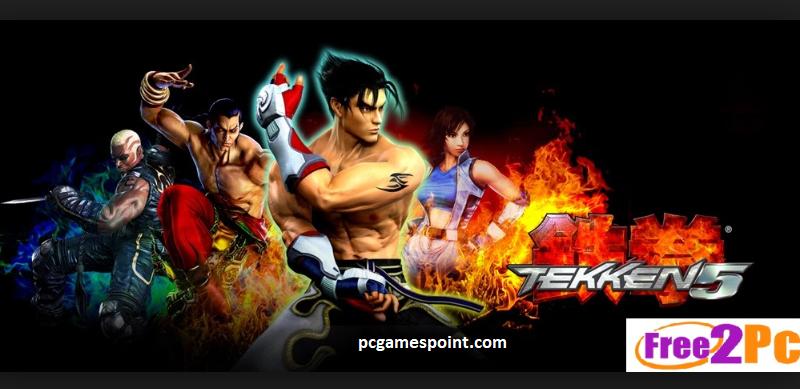 Tekken 5 for pc