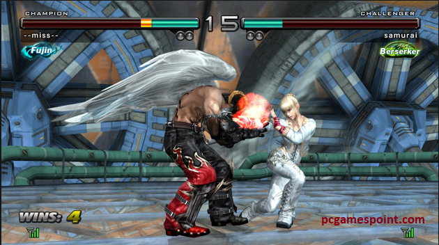 Tekken 5 torrent