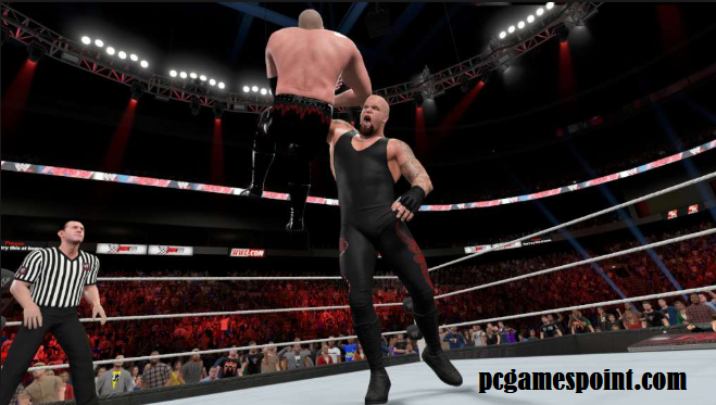 WWE 2K15 Torrent Game