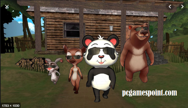 Animal Friends Adventure PC Game
