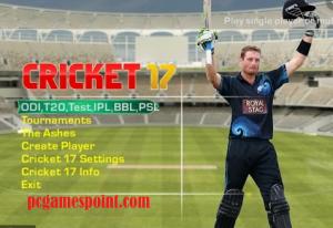 EA Cricket 17 Free Download