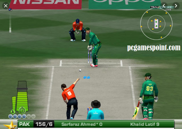EA Cricket 17 For PC