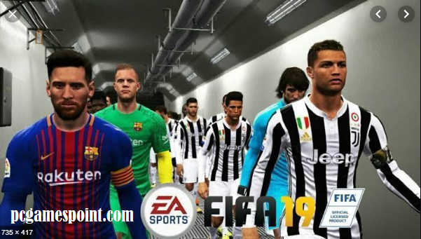 FIFA 2019 Torrent Game
