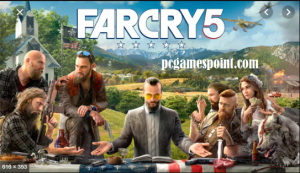 Far Cry 5 For PC Game