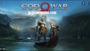 God Of War 4 PC Game