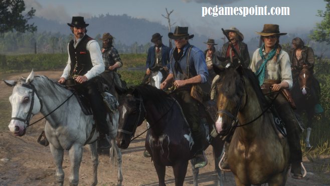 Red Dead Redemption 2 Torrent Game
