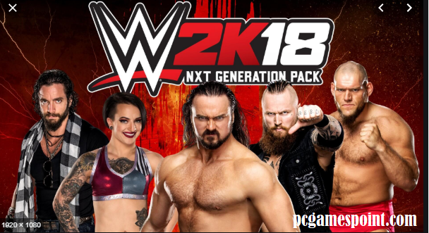 WWE 2K18 Torrent Game