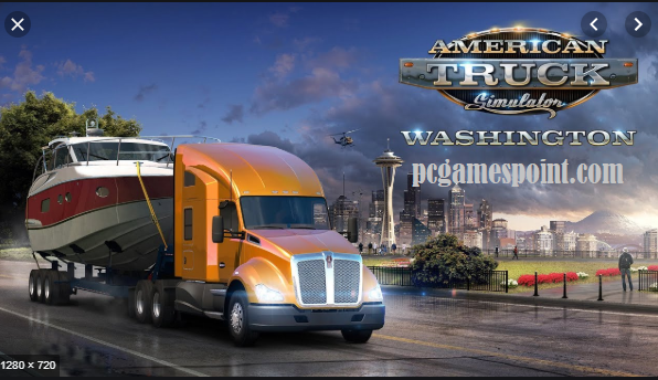 American Truck Simulator For PC