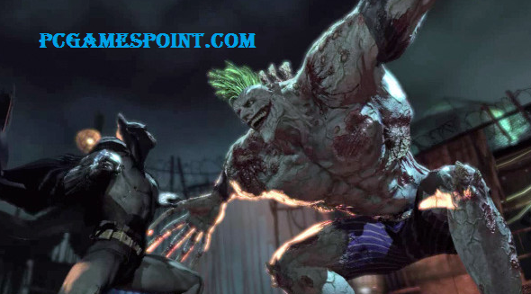 Batman: Arkham Asylum Torrent