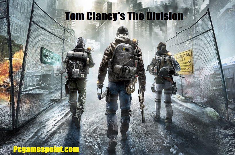 Tom Clancy's The Division Highly Compressed Torrent