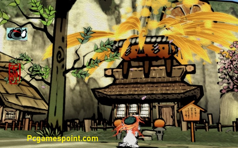 Okami Highly Compressed PC Game