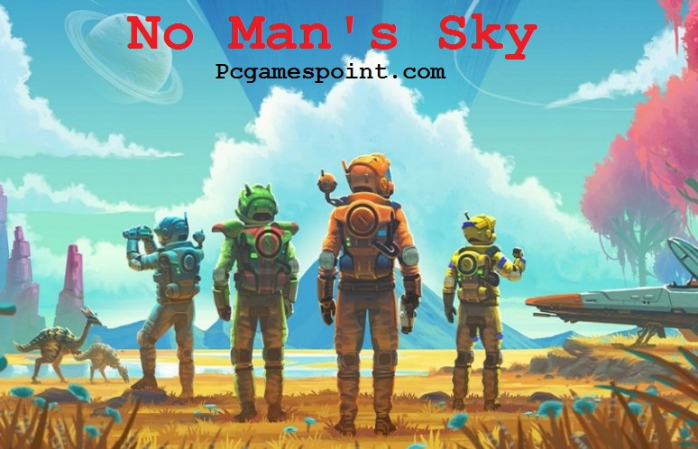 No Man's Sky For PC Download
