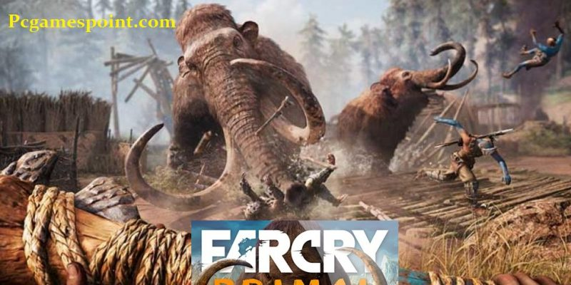 Far Cry Primal Highly Compressed PC Game