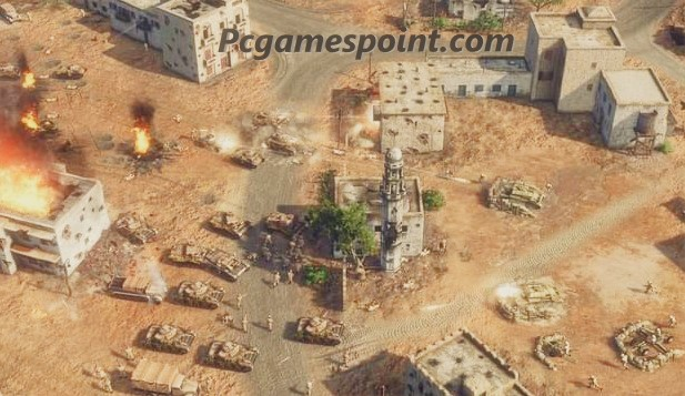 Sudden Strike 4 Highly Compressed PC Game