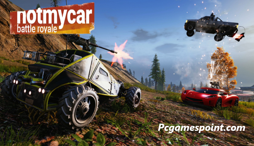 NotmyCar Battle Royale PC Game Full Version