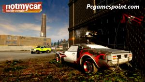 NotmyCar Battle RoyalePC Game