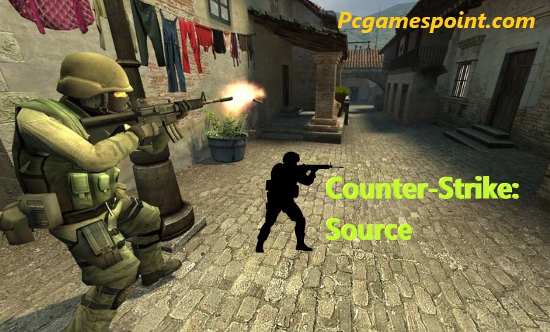 Counter-Strike Source Highly Compressed PC Game