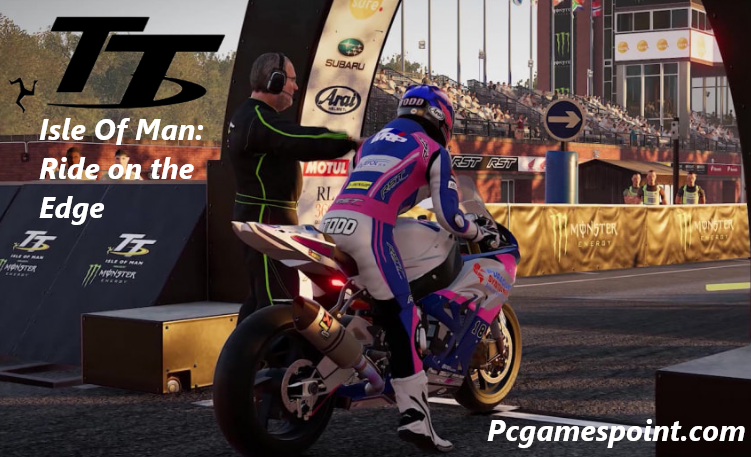TT Isle Of Man: Ride on the Edge Highly Compressed PC Game