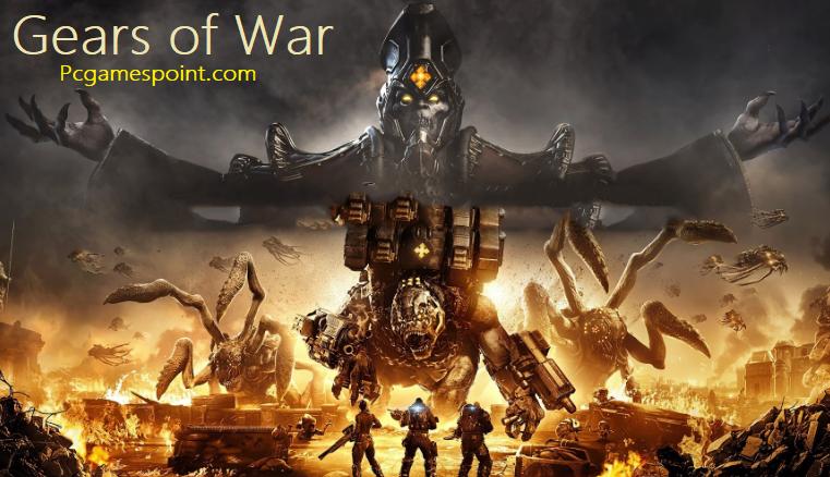Gears of War Torrent PC Game